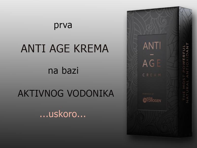 ANTI AGE KREMA